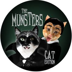 Saturday TV Trip: The Munsters, CAT Edition