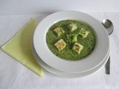 Medvehagyma krémleves Ethnic Recipes, Food, Meal, Essen, Hoods, Meals, Eten