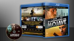 O Assassino Do Mojave (Blu-Ray) - Capa | VITRINE - Galeria De Capas - Designer Covers Custom | Capas & Labels Customizados