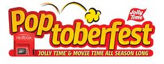 Jolly Time Poptoberfest. Redbox. Jolly Time & movie time all season long