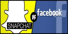 Snapchat Was Founded By Evan Spiegel And Bobby Murphy And Facebook Was Founded By Mark Zuckerberg. Its Time To Know There History And Achievement With Background In Timeline Via Infographic.  Infograph: www.exeideas.com/2014/11/comparing-snapchat-and-facebook.html Tags: #Infograph #Infographic #Facebook #Snapchat #FacebookInfographic #SnapchatInfographic