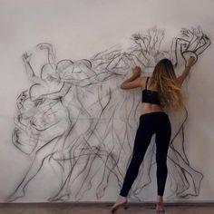 diane likes art — thevisualvamp:    turecepcja:  Gouaches and...