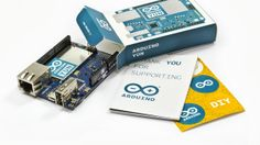 Arduino -Open Source Hardware platform. Simplify the process of electronic prototyping.
