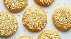 Tahini Cookies Recipe | Bon Appetit