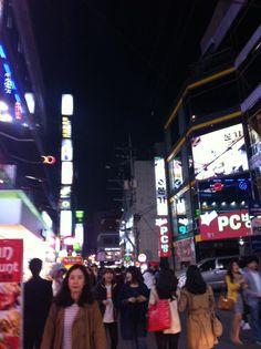 홍대 (Hongdae District)