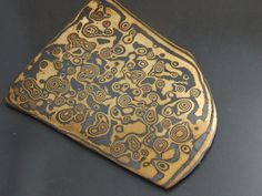 Mokume Gane Bronze and Copper