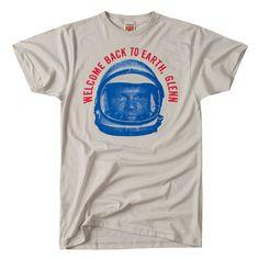 homage clothing in columbus, ohio. T Shirt Custom, Custom T, Cool Graphic Tees, Graphic Shirts, Design T Shirt, Shirt Designs, Cool T Shirts, Tee Shirts, John Glenn