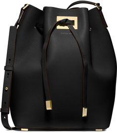 Michael Kors Drawstring Messenger Bag