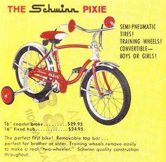Schwin Pixie!