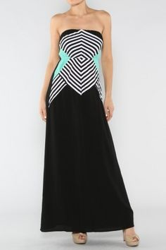 salediem.com for all your boutique needs without the price.  Shipping is FREE. Stripe Maxi Dress