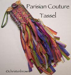 parisian couture tassel