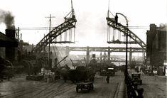Quayside - Gateshead History Newcastle Quayside, Old Photographs, Historical Photos, England, Travel, Family History, Bridges, Voyage, Historical Pictures