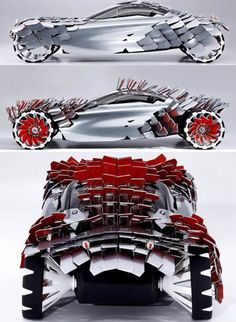 awesome Real Estate Market Watch: 30 Concept Cars That Never Made It.  Motion Graphics & Animation