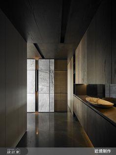 現代風的裝潢圖片為近境制作的設計作品,該設計案例是一間總坪數為100,格局為,更多近境制作設計案例作品都在設計家 Searchome