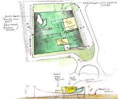 Cité de l'Océan et du Surf Museum By Steven Holl Architects – concept diagram 04