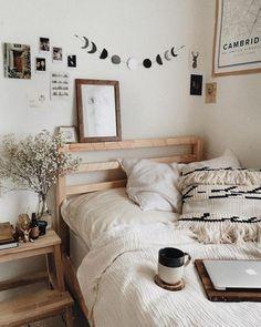 12 meilleures images du tableau chambre marron   Bedroom decor, Cozy ...