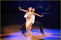 """Wk4 Janel & Val Rumba to """"How Will I know"""" by Sam Smith"""