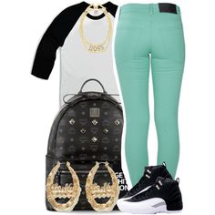 Untitled #973, created by ayline-somindless4rayray on Polyvore