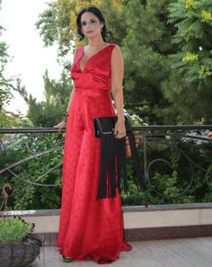 Gossip News, Formal Dresses, Women's Dresses, One Shoulder, Fashion, Formal Gowns, Moda, Fashion Styles, Formal Dress