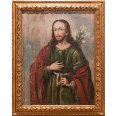 San Jose | From a unique collection of antique and modern paintings at https://www.1stdibs.com/furniture/wall-decorations/paintings/