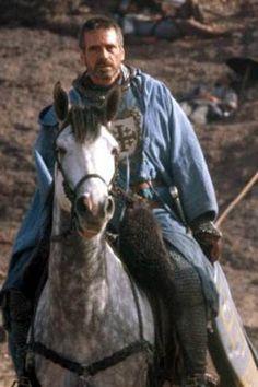 "Jeremy Irons in ""Kingdom of Heaven"" (2005). DIRECTOR: Ridley Scott."