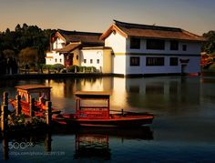 water town by LiudmilaD