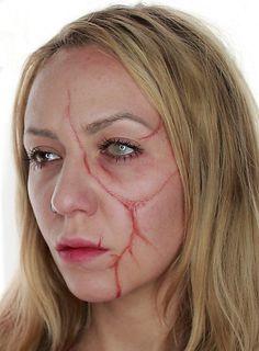 Collodium Narbenfluid - Profi-Schminkzubehör für spektakuläre Effekte #halloween #sfx #narbe #make-up #horror