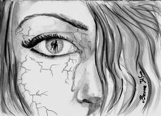 Image result for depression drawing