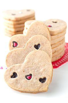 If you need the perfect cut-out sugar cookie, these strawberry sugar cookies are amazing! They make the perfect Valentine's Day dessert too!