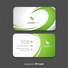 Business card with abstract wavy shapes - Businnes Cards Luxury Business Cards, Real Estate Business Cards, Minimal Business Card, Elegant Business Cards, Free Business Cards, Professional Business Cards, Business Card Design, Design Autos, Id Card Template
