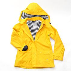 BCBGeneration Hooded Asymmetrical Raincoat ($150) ❤ liked on ...