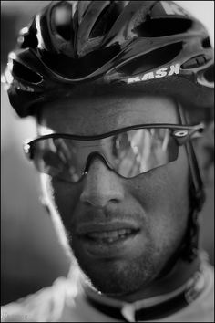 Mark Cavendish after 6(!) hrs of training by kristof ramon, via Flickr. Team Sky training camp, Mallorca, january 2012
