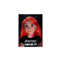 Art<333 ❤ liked on Polyvore featuring disney