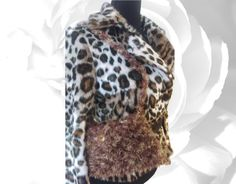 #Knitted #Purse #Brown Purse #Cream Purse #Beige Purse #fuzzy purse by NadiasKnits2  #handbag #shoulderbag #eveningbag #knitting #etsy #giftideas #giftsforher #handmade #fashion #accessories #oneofakind