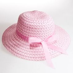 Pink Easter Bonnet #Easter #Decorations #Couponcodes #Crafts
