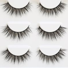 Beauty & Health 3 Boxes/lot 10 Roots Wave Grafting False Eyelashes Set Fake False Eyelash Individual Lashes Accessories Quality And Quantity Assured