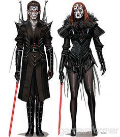"MintInBox.net - Les artworks du jeu vidéo ""Dark Maul"""
