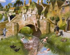Richard Adams - The Bridge