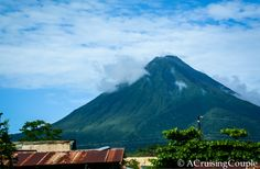 Costa Rica Wildlife | Intimate Encounters Around Arenal Volcano - A Cruising Couple