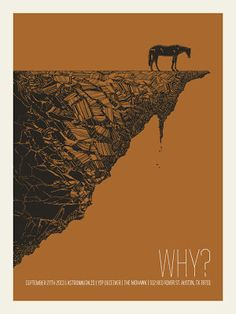 WHY? poster by John Vogl