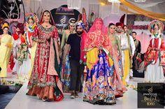Ali Xeeshan Bridal Collection Lengha Dress, Ali Xeeshan, Pakistani Bridal Dresses, Couture Week, Material Girls, Indian Bridal, Bridal Collection, Saree, Sari