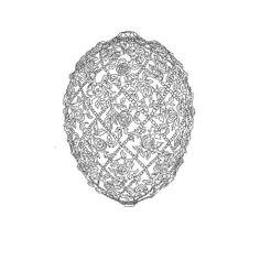 Faberge+egg+illustration.+by+FariahGarner+on+Etsy,+£15.00