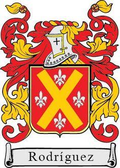 escudos de armas de apellidos -