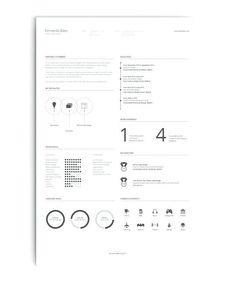 Simple Free Resume Template #resume #resumeexamples #resumetemplates #curriculum... Free Resume Format, Resume Format In Word, Resume Design Template, Creative Resume Templates, Cv Template, Resume Creator, Free Resume Samples, Resume Services, Resume Writing