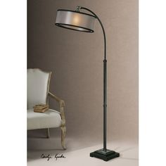 "Found it at Wayfair - Worland 64.5"" Arched Floor Lamp"