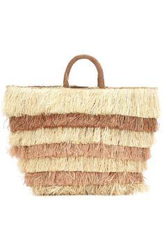 10 Straw Beach Bags to Tote On Your Spring Break Getaway  - HarpersBAZAAR.com