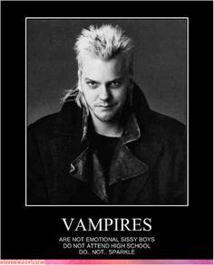 Brodi Ashton: Be Vewwwy Vewwy Quiet. I'm Hunting Vampires.