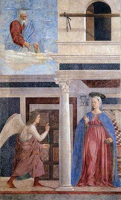 Annunciata, Pierro della F.