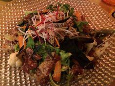 Wabi Sabi in Melbourne  Tuna salad done right