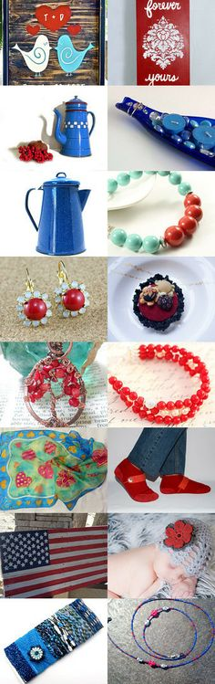 Spring Spirit by Jessi and Erin on Etsy--Pinned with TreasuryPin.com
